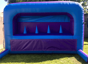 3inflatableshootingrange hire