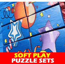 PUZZLE SETS SOFTPLAY