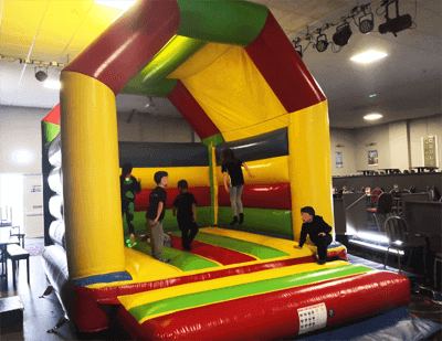 bouncy castle hire cardigan seredigion