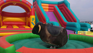 safe bouncy castle hire