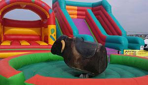 safe bouncy castle hire