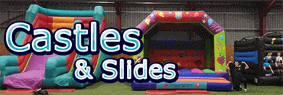 Bouncy Castle & Slide hire