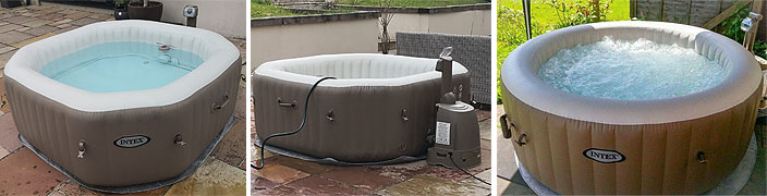 hot tub hire wales