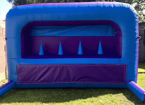 inflatableshootingrange hire
