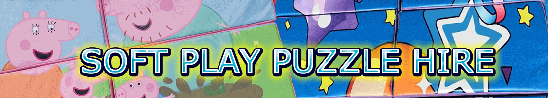 soft play puzzle hire