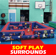 softplay surrounds hire
